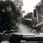 Morning in an Angkor temple